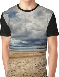 Sky Meets Sea Graphic T-Shirt