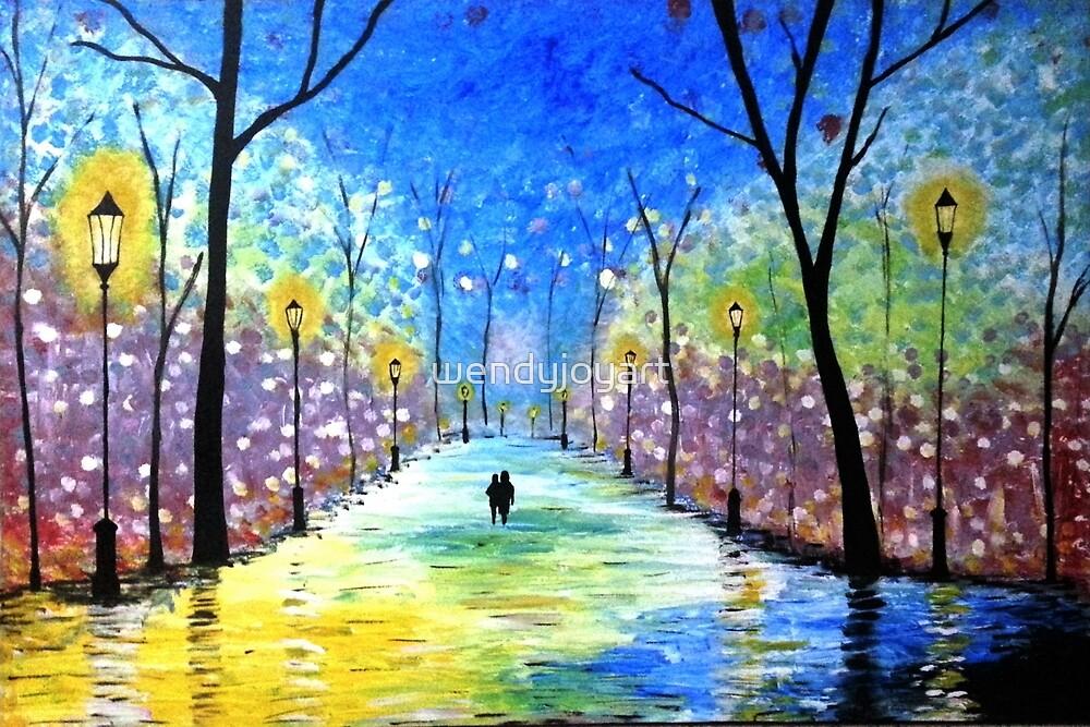 Twilight Romance  by wendyjoyart