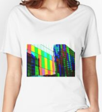 Montreal in Color ! Women's Relaxed Fit T-Shirt