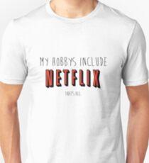 Netflix Hobby Slim Fit T-Shirt