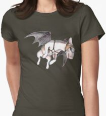 If Pigs Could Fly  Womens Fitted T-Shirt