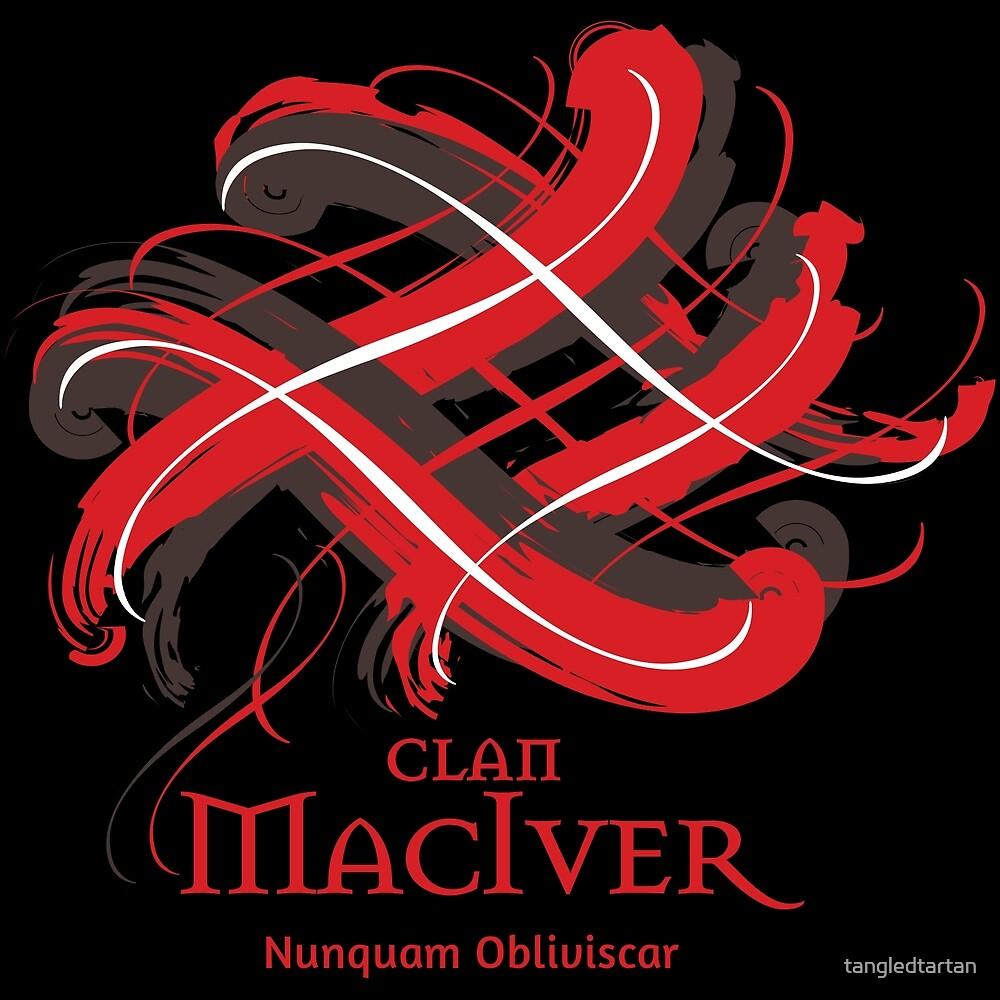 Clan MacIver  by tangledtartan