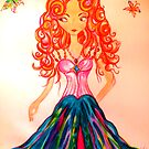 Modern Princess  by jonkania
