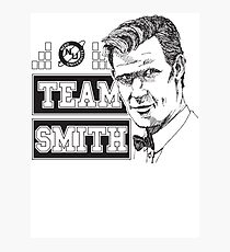 TEAM SMITH Photographic Print