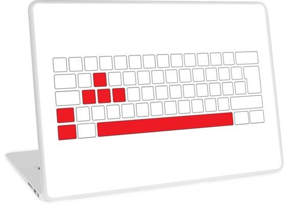 Keyboard by cassiarose