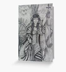 Debra Greeting Card