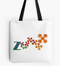 The Name Game - The Letter Z Tote Bag