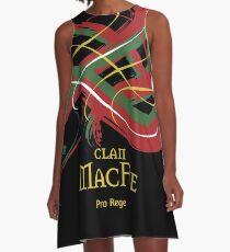 Clan MacFie  A-Line Dress