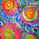 Galactic swirls by jonkania