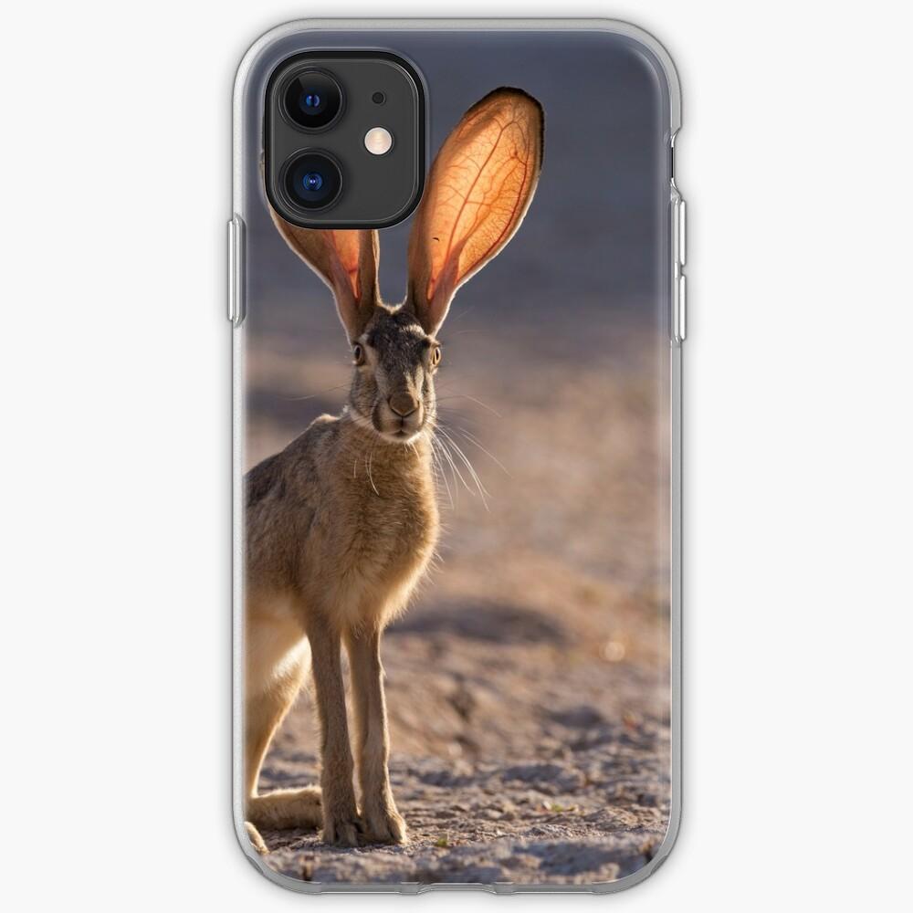 Let the Sun Shine Through iPhone Soft Case