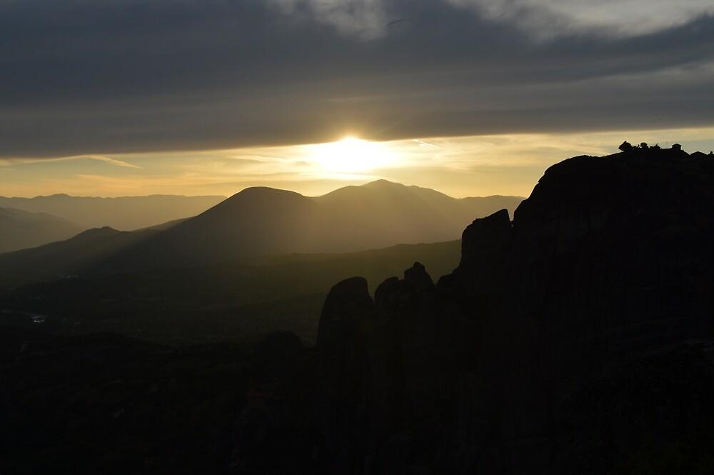 Meteora #2 by cassiarose