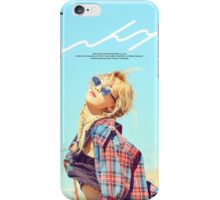 Girls Generation Taeyeon Why iPhone Case/Skin
