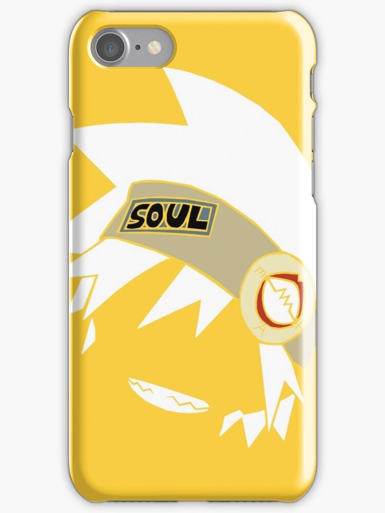 Soul - Soul Eater by dreamlandart