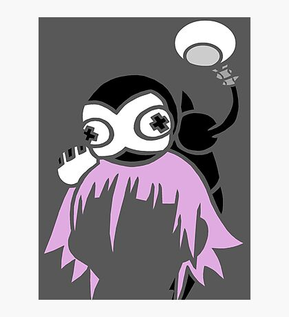 Crona & Ragnarok - Soul Eater Photographic Print