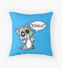 Cute Dead Things Vol1 Throw Pillow