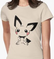 Pichu Women's Fitted T-Shirt
