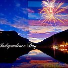 Happy Independence Day by Bo Insogna