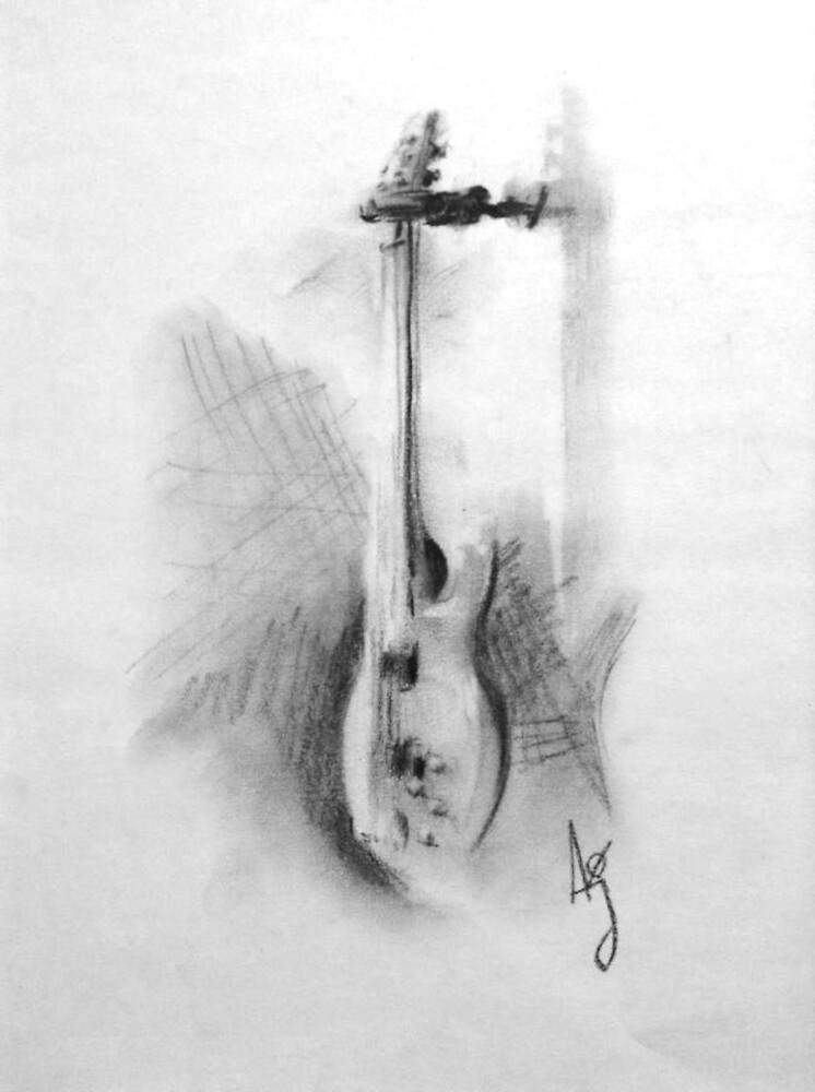 Charcoal bass by Jadarien