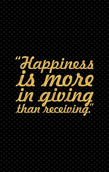Happiness is more... Inspirational Quote by Powerofwordss