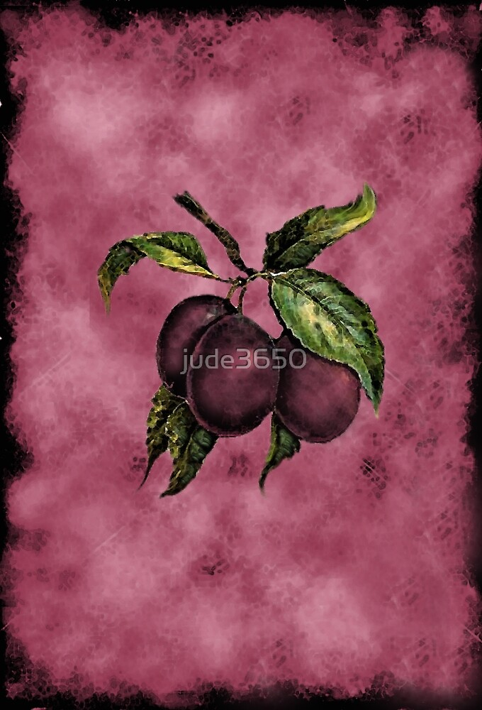 Plums by jude3650