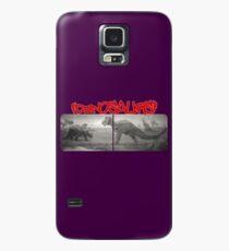 Dinosaurs Hülle & Klebefolie für Samsung Galaxy