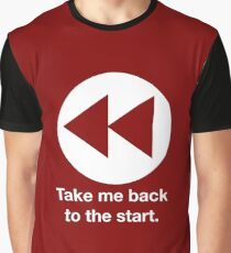 Take Me Back to the Start Graphic T-Shirt