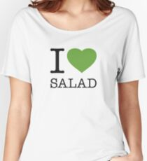 I ♥ SALAD Women's Relaxed Fit T-Shirt