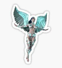 Icarus Reborn  Sticker