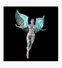 Icarus Reborn  Photographic Print