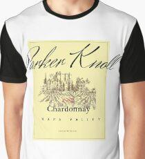 Parker Knoll Chardonnay Graphic T-Shirt