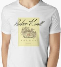 Parker Knoll Chardonnay Men's V-Neck T-Shirt
