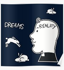 Fr. Ted - Dreams Vs. Reality Poster