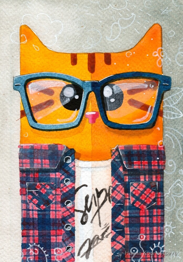 Hipster by Anna Kudriavtseva