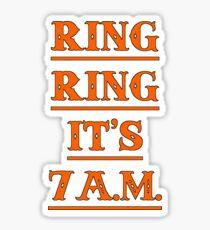Ring, Ring... Sticker