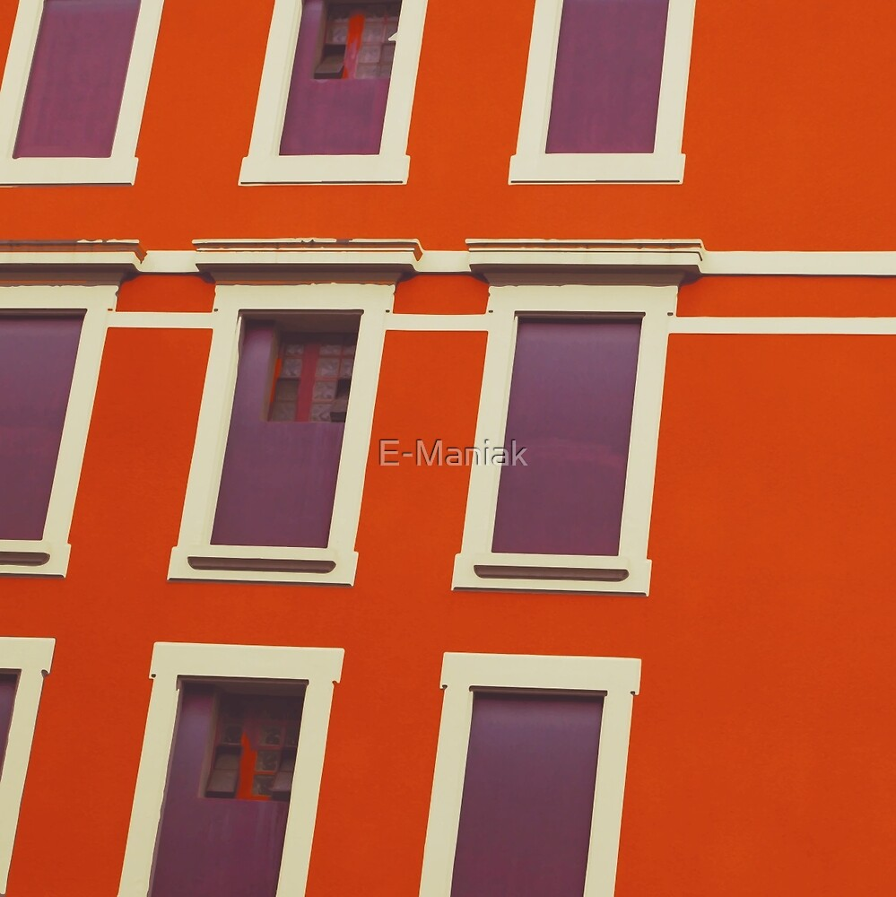 Composition of windows by E-Maniak