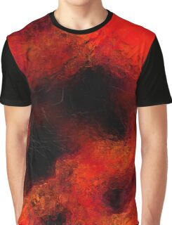 Classic Modern Grunge Artwork Graphic T-Shirt