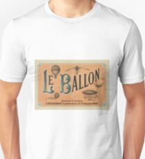 Le Ballon Rédaction et Bureaux T-Shirt