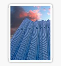 High Rise Office Building Sticker