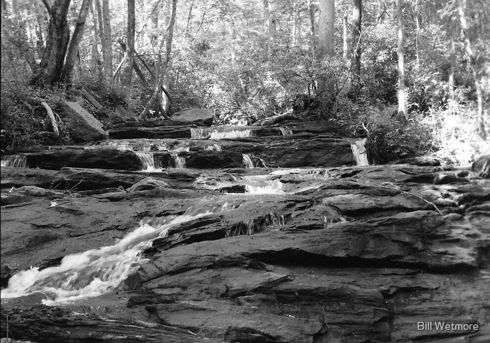 Granite Watercourse by Bill Wetmore