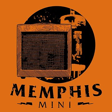 Memphis Mini Blues Amp by brandonrankin