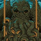 Answering the Call of Cthulhu by Carl Huber