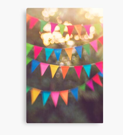 Let the celebrations begin! Canvas Print