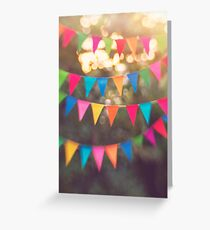 Let the celebrations begin! Greeting Card