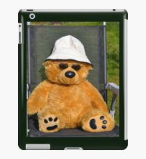 One Cool Bear iPad Case/Skin