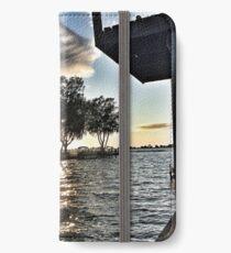 Lake Side iPhone Wallet/Case/Skin