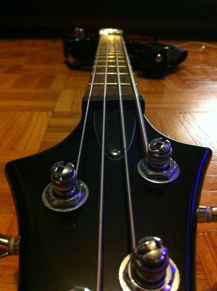 bass guitar by j3tstar