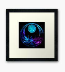 Nightingale Energies Framed Print