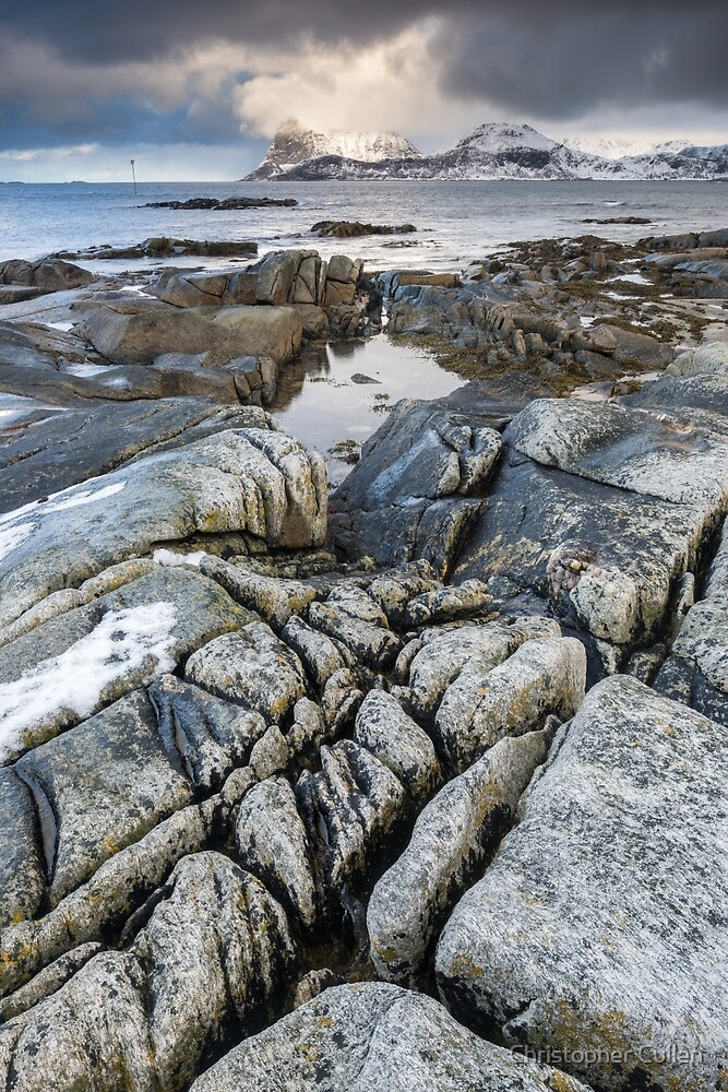 Storsandnes Lofoten by Christopher Cullen