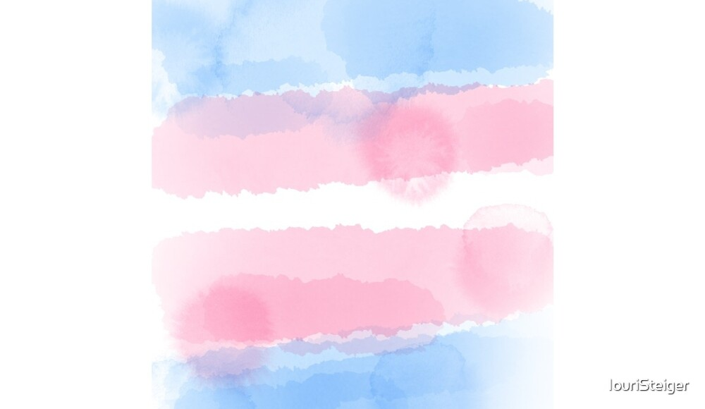 Transgender flag by IouriSteiger