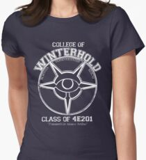 Winterhold College Absolvent Tailliertes T-Shirt